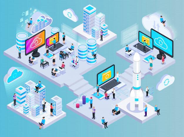 5 motivos para levar a infraestrutura de TI da sua empresa para a nuvem